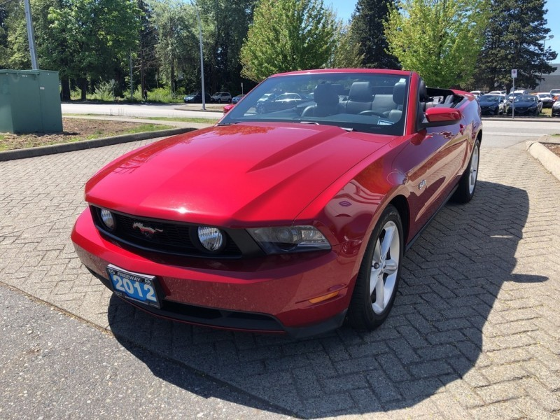 Pre-Owned 2012 Ford Mustang GT - Local - Fog Lamps - $209 B/W