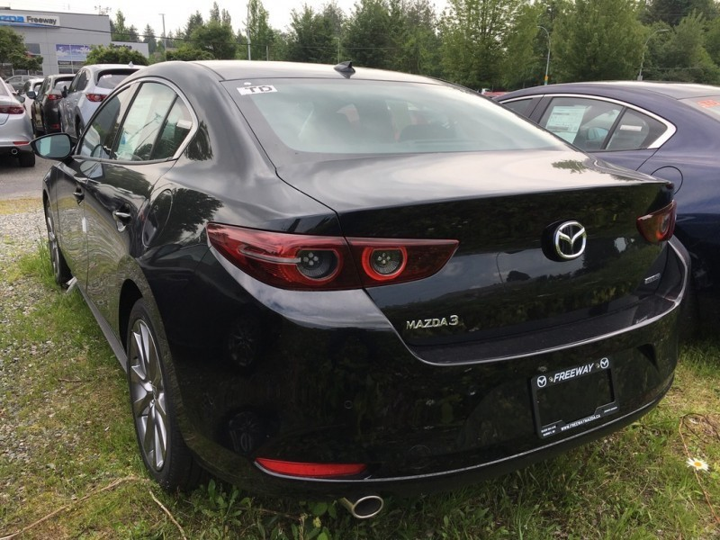 New 2019 Mazda3 GT Auto FWD - Premium Package - $192 B/W