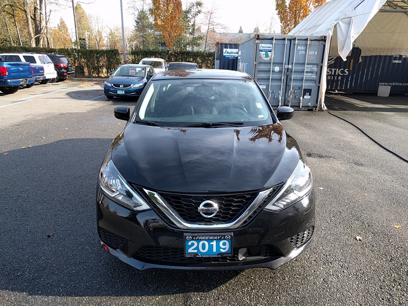 Pre-Owned 2019 Nissan Sentra SV CVT - Heated Seats - $113 B/W