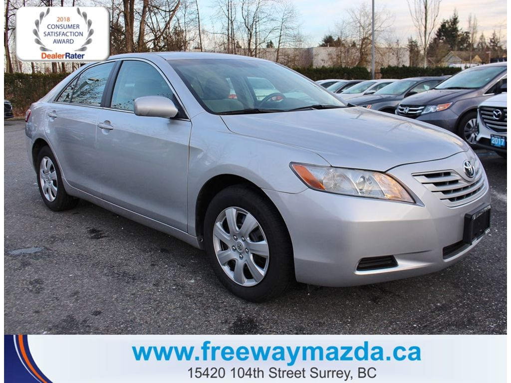 Pre-Owned 2009 Toyota Camry LE,LOW KM,NEW BRAKES,AUTOMATIC