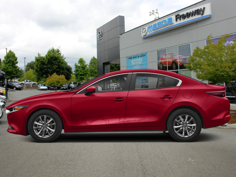 New 2019 Mazda3 GS Auto FWD - Heated Seats - $165 B/W
