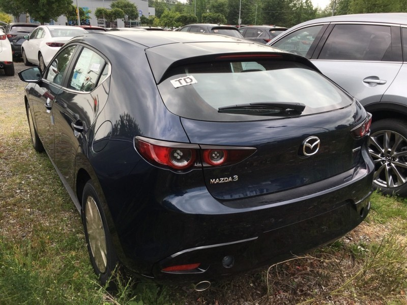 New 2019 Mazda3 GS - Heated Seats - $171 B/W