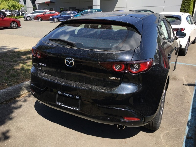 New 2019 Mazda3 GS - Luxury Package - $183 B/W