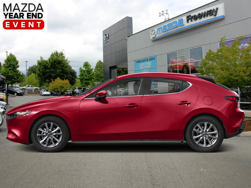 Pre-Owned 2019 Mazda3 Sport GS Auto FWD - Heated Seats - $171 B/W