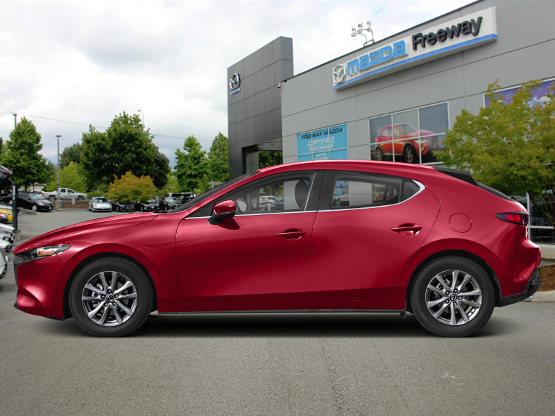Pre-Owned 2019 Mazda3 Sport GS Auto FWD - Heated Seats - $156 B/W