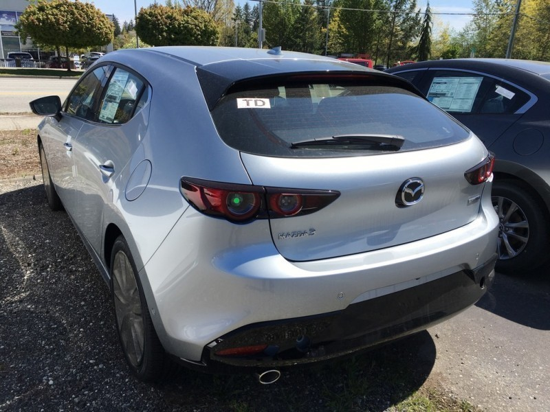 New 2019 Mazda3 GT - Premium Package - $199 B/W