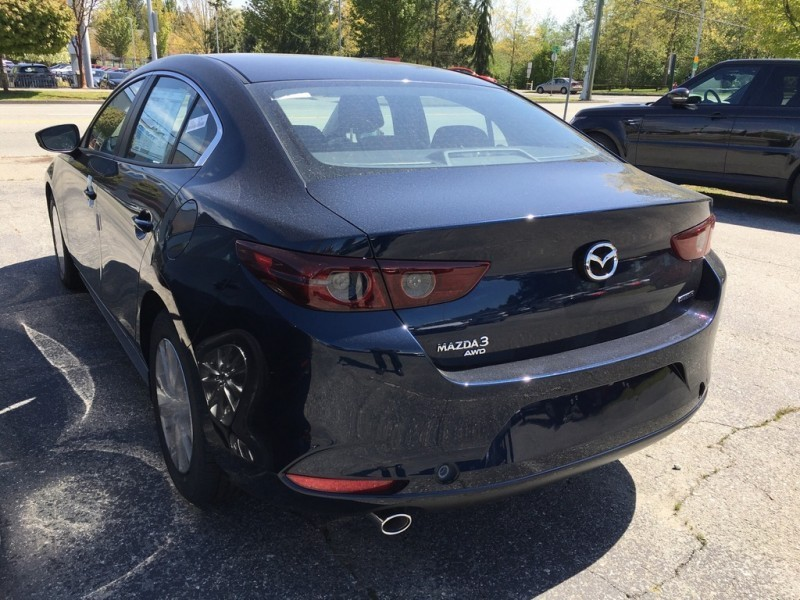 New 2019 Mazda3 GS Auto i-Active AWD - Heated Seats - $176 B/W