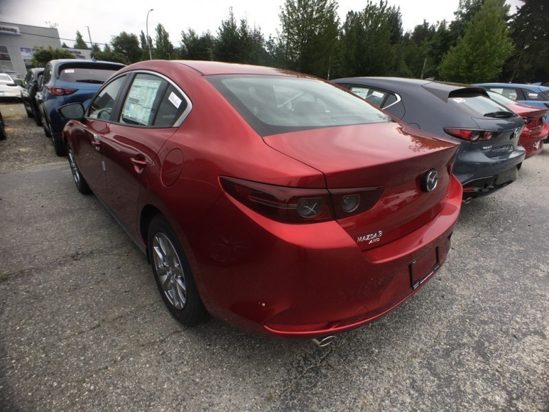 New 2019 Mazda3 GS Auto i-Active AWD - Luxury Package - $190 B/W