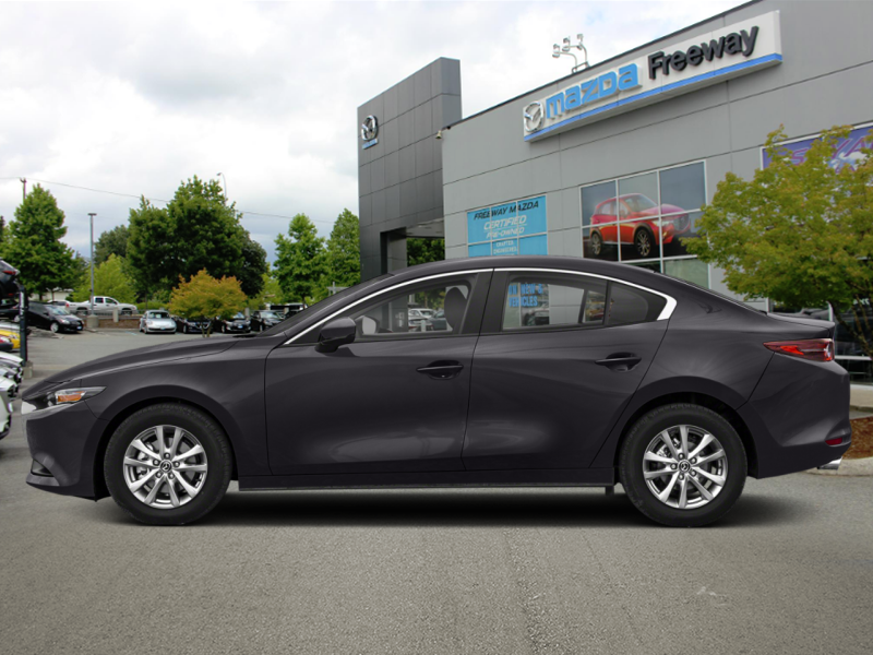 New 2019 Mazda3 GS Auto i-Active AWD - Luxury Package - $189 B/W