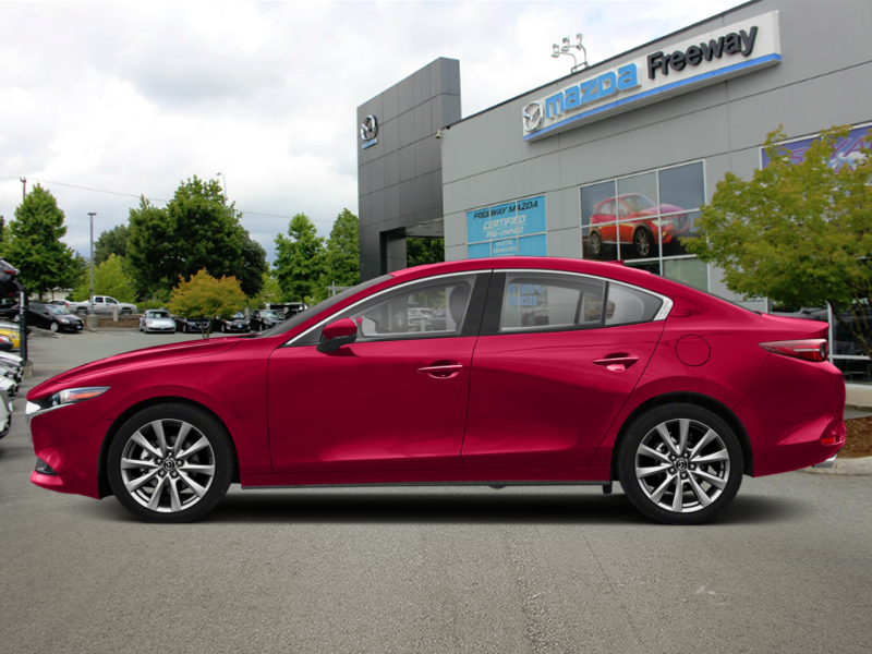 New 2019 Mazda3 GT Auto i-ACTIV AWD - Premium Package - $203 B/W