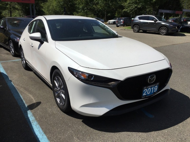 New 2019 Mazda3 GS - Heated Seats - $183 B/W