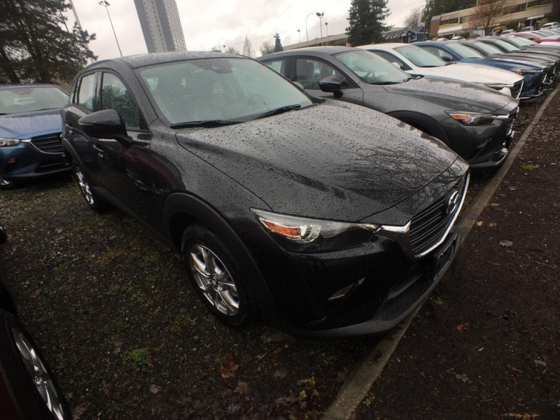 New 2019 Mazda CX-3 GS AWD - Heated Seats - Apple CarPlay - $176 B/W