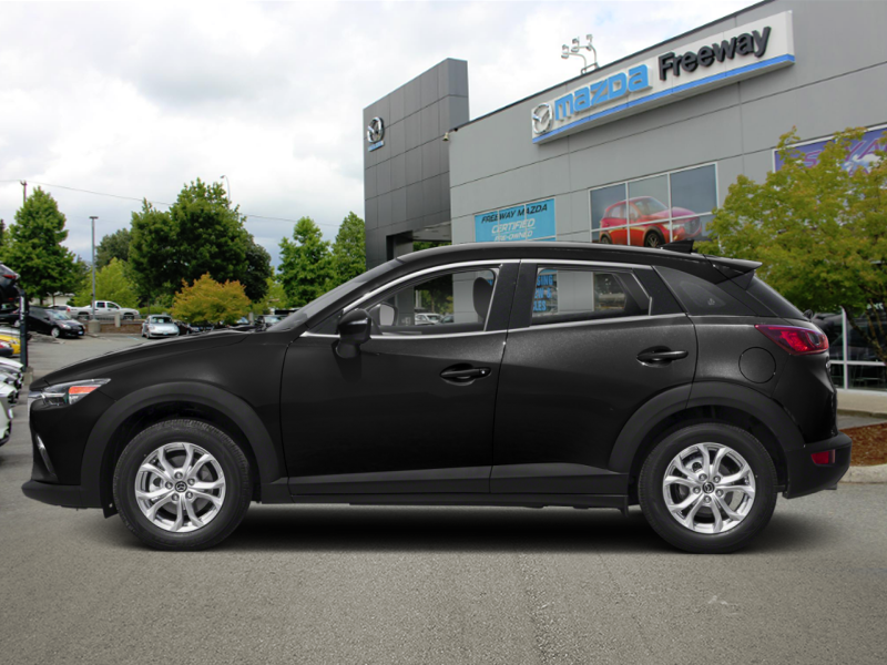 New 2019 Mazda CX-3 GS AWD - Heated Seats - Apple CarPlay - $168 B/W