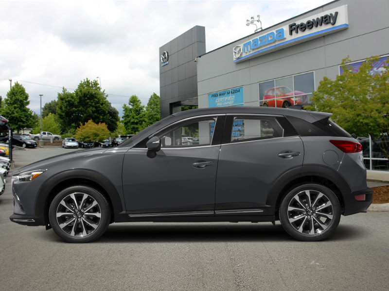 Pre-Owned 2019 Mazda CX-3 GT - Nappa Package - $198 B/W