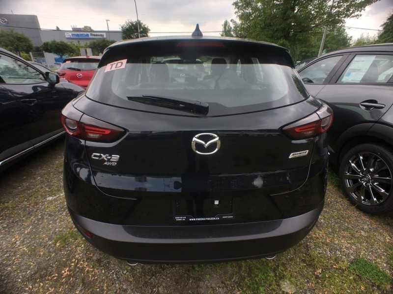 New 2019 Mazda CX-3 GT - Head-Up Display - Sunroof - $212 B/W