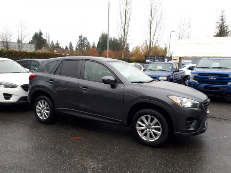 Pre-Owned 2016 Mazda CX-5 GS - Sunroof - Heated Seats - $141 B/W