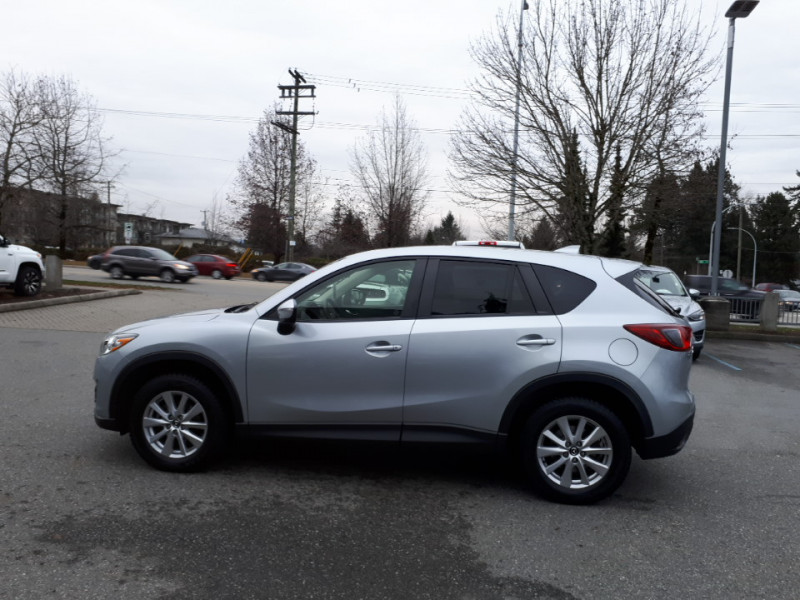 Pre-Owned 2016 Mazda CX-5 GS - Sunroof - Heated Seats - $148 B/W