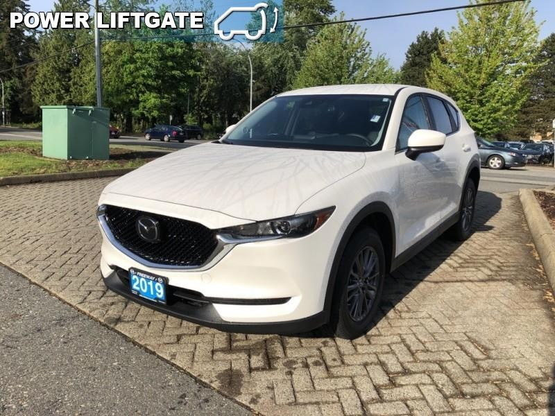 Pre-Owned 2019 Mazda CX-5 GS Auto AWD - Local - Power Liftgate - $214 B/W