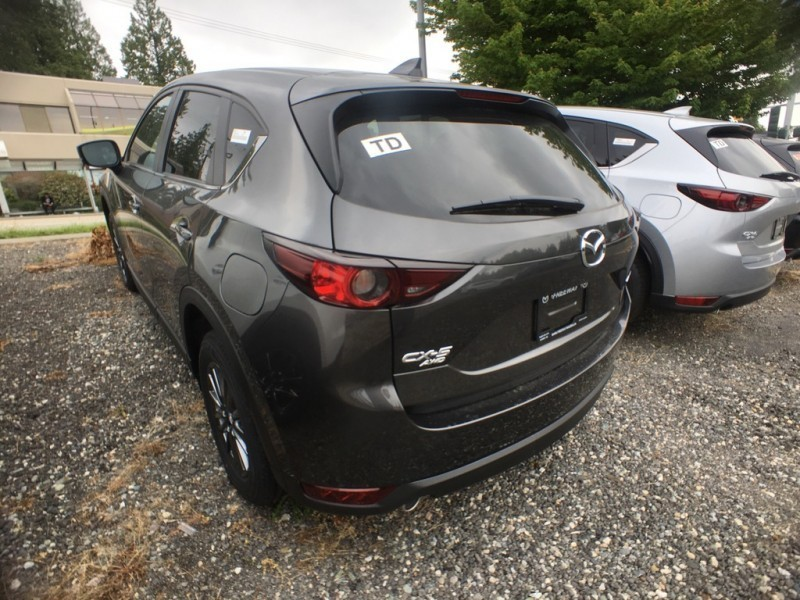New 2019 Mazda CX-5 GS Auto AWD - Power Liftgate - $213 B/W