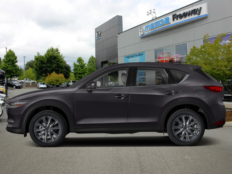 Pre-Owned 2019 Mazda CX-5 GT w/Turbo Auto AWD - Head-up Display - $270 B/W