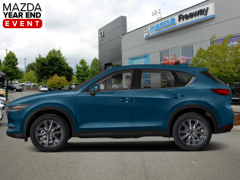 New 2019 Mazda CX-5 GT w/Turbo Auto AWD - Head-up Display - $268 B/W
