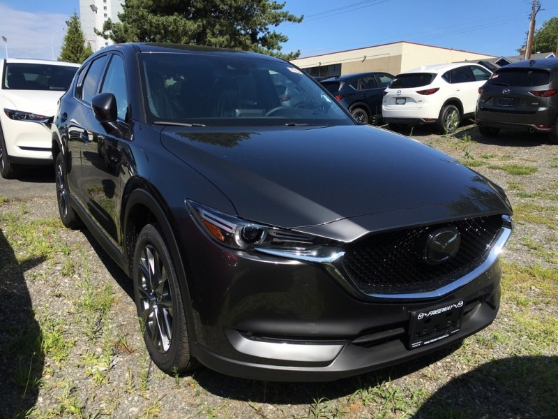New 2019 Mazda CX-5 Signature Auto AWD - Head-up Display - $263 B/W
