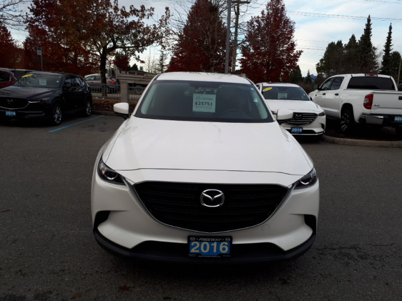 Pre-Owned 2016 Mazda CX-9 GS - Heated Seats - $174 B/W