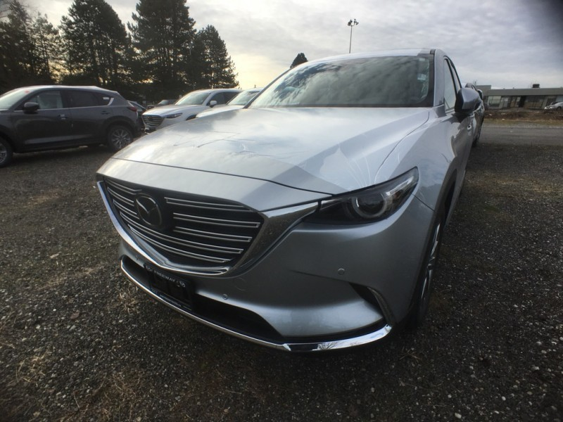 New 2019 Mazda CX-9 GT AWD - Navigation - Cooled Seats - $317 B/W