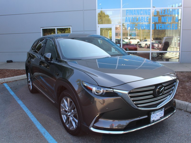 Pre-Owned 2019 Mazda CX-9 GT AWD - Navigation - Cooled Seats - $317 B/W