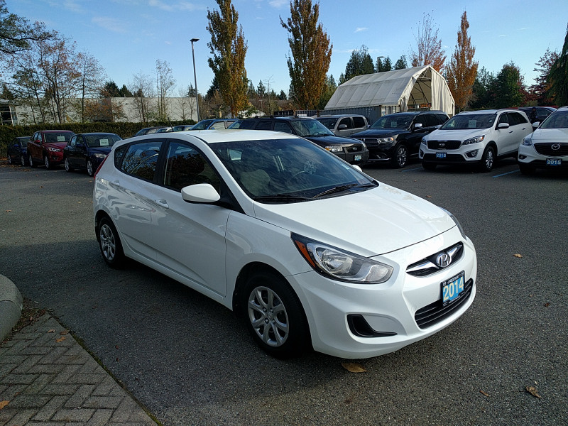 Pre-Owned 2014 Hyundai Accent GL - Bluetooth - Heated Seats - $61 B/W