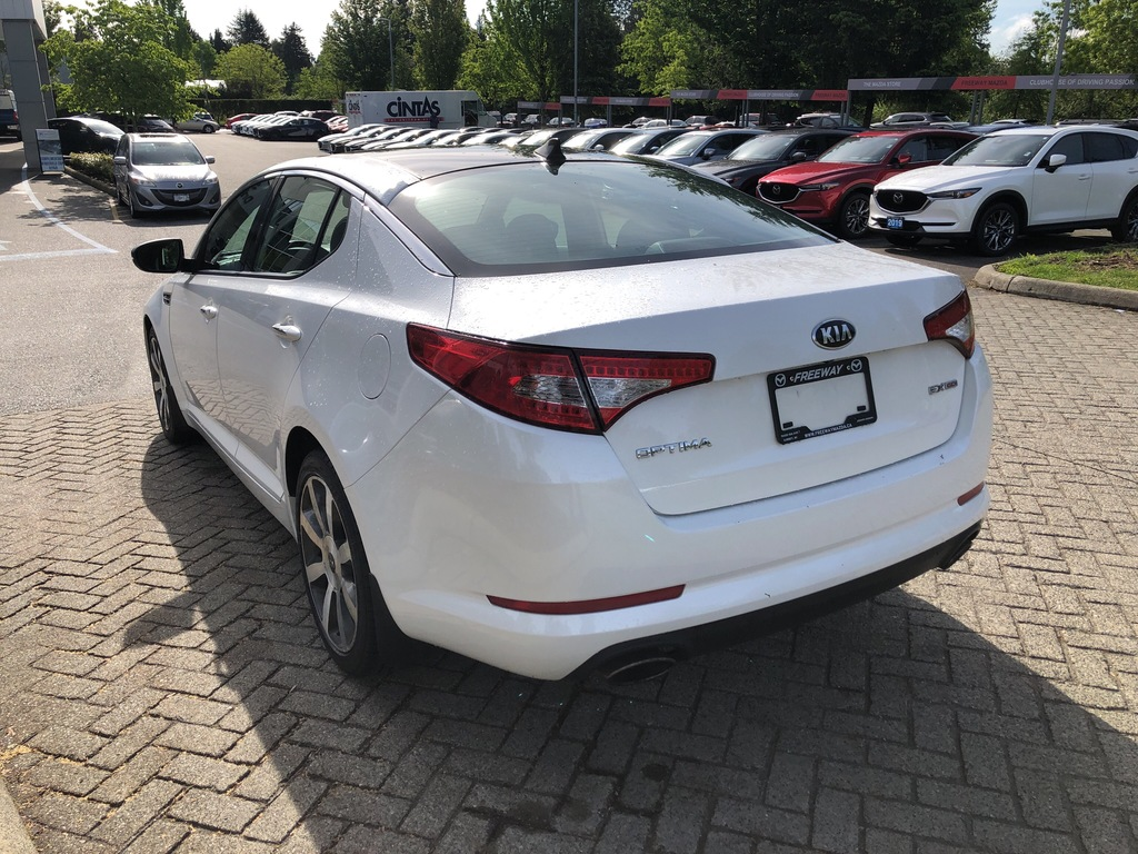 Pre-Owned 2013 Kia Optima EX,GDI,LEATHER,BACK UP CAMERA,AUTOMATIC
