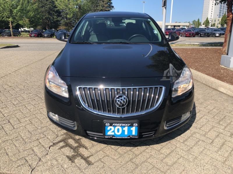 Pre-Owned 2011 Buick Regal CXL W/1SF - $122 B/W - Low Mileage