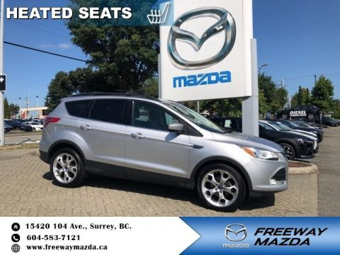 Pre-Owned 2016 Ford Escape SE - Bluetooth - SiriusXM - Heated Seats - $124 B/W