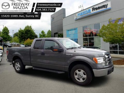 Pre-Owned 2012 Ford F-150 XL - Power Windows - Power Doors - $136 B/W