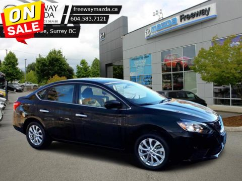 Pre-Owned 2019 Nissan Sentra SV CVT - Heated Seats - $114 B/W