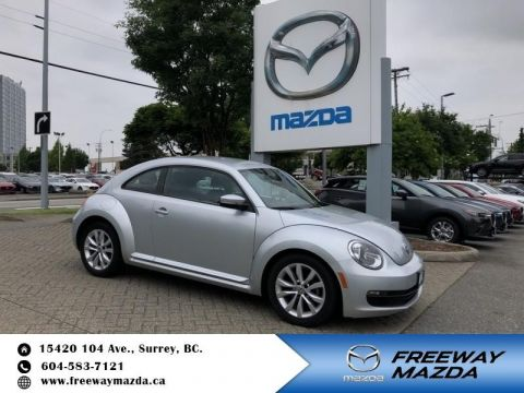 Pre-Owned 2012 Volkswagen Beetle COMFORTLINE - Automatic - $86 B/W