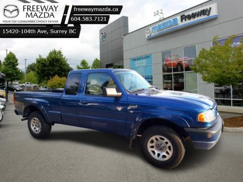 Pre-Owned 2007 Mazda B-Series Pickup DUAL SPORT