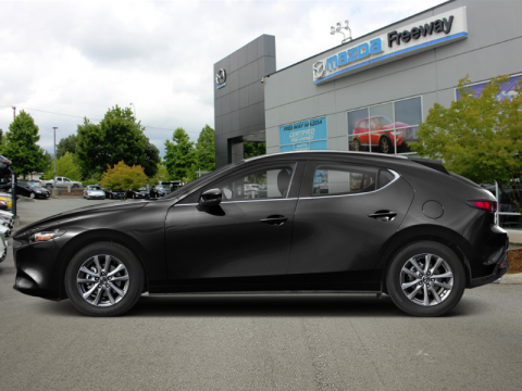 New 2019 Mazda3 Sport GS Auto FWD - Luxury Package - $180 B/W