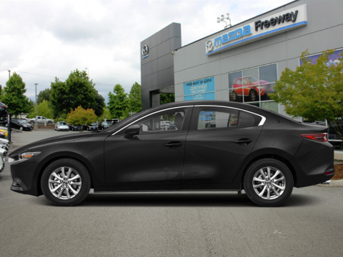 New 2019 Mazda3 GS Auto i-Active AWD - Heated Seats - $173 B/W
