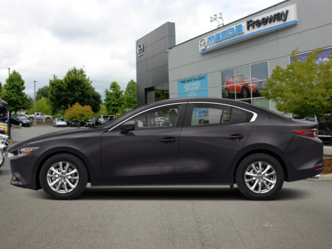 New 2019 Mazda3 GS Auto i-Active AWD - Luxury Package - $187 B/W