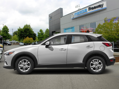 New 2020 Mazda CX-3 GS - Heated Seats - Apple CarPlay - $159 B/W FWD SUV