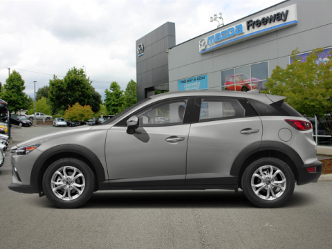 New 2020 Mazda CX-3 GS AT FWD - $157 B/W
