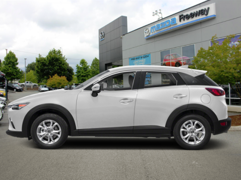 Pre-Owned 2019 Mazda CX-3 GS AWD - Heated Seats - Apple CarPlay - $167 B/W