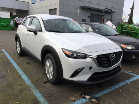 New 2019 Mazda CX-3 GS AWD - Heated Seats - Apple CarPlay - $175 B/W