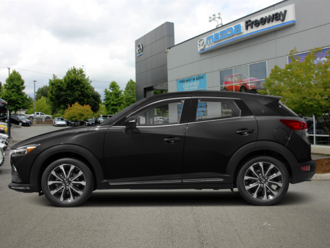 New 2019 Mazda CX-3 GT 4WD SUV