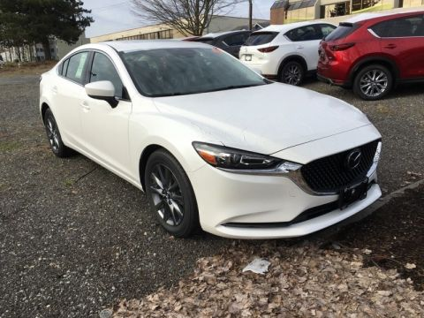 New 2018 Mazda6 GS-L Turbo Auto - Sunroof - Leather Seats - $210 B/W