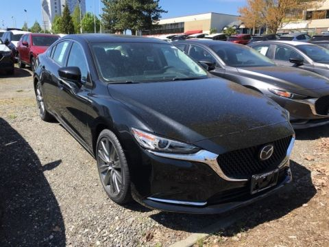 New 2018 Mazda6 GT - Navigation - Memory Seats - $224 B/W
