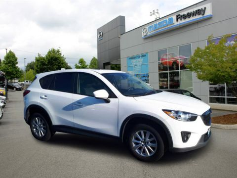 Pre-Owned 2015 Mazda CX-5 GS - Sunroof - Heated Seats - $132 B/W