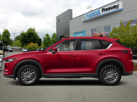 New 2020 Mazda CX-5 GX FWD SUV
