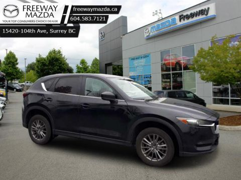 Pre-Owned 2017 Mazda CX-5 GS - Heated Seats - Power Liftgate - $165 B/W
